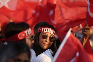 عکس/ جشن سالگرد شکست کودتای ترکیه
