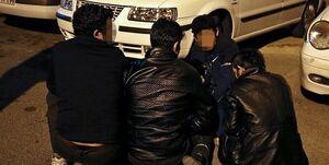 دستگیری یکی از اراذل متواری پایتخت +جزئیات