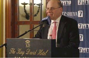 حامی مالی نتانیاهو: باید ایران را نابود کرد