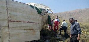 احراز هویت ۱۳ نفر از جانباختگان حادثه سقوط مینی بوس در خوانسار