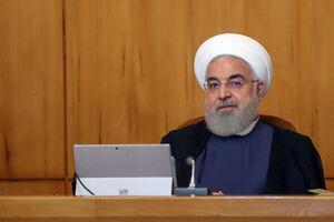 فیلم/ کنایه روحانی به امنیت اسرائیل