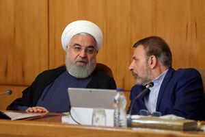 فیلم/ روحانی: مردم ایران و عراق حماسه آفریدند