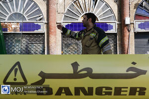 «حسن آباد» در یک قدمی بازسازی +عکس