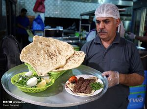 عکس/ محبوبیت تافتون ایرانی در کویت