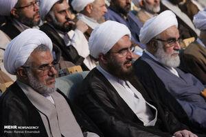 عکس/ تودیع و معارفه امام جمعه بندرعباس