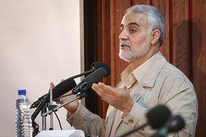 توییت سرلشکر سلیمانی بهمناسبت سالگرد شهید حججی