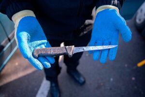 اپیدمی استفاده از سلاح سرد در انگلیس