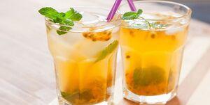 نوشیدنیهایی برای رفع سریع گرمازدگی