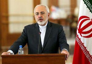 ظریف ادعای ترامپ درباره سرنگونی پهپاد ایرانی را تکذیب کرد