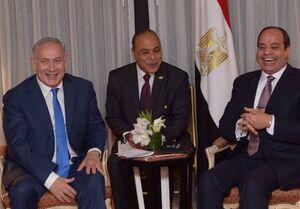اعتراف نتانیاهو درباره عبدالفتاح السیسی