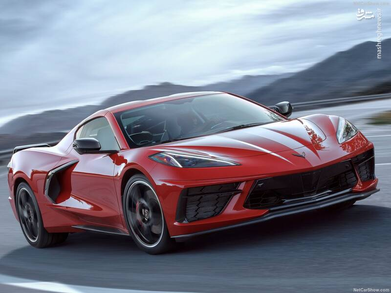 Chevrolet Corvette C8 Stingray (2020)