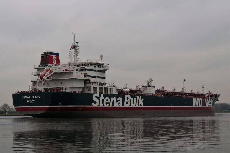 Risultati immagini per توقیف یک نفتکش بریتانیایی در 27 تیر ماه