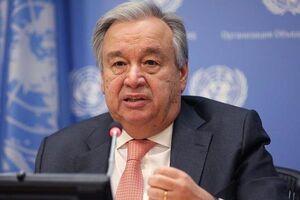 دبیرکل سازمان ملل نگران نفتکش انگلیسی شد