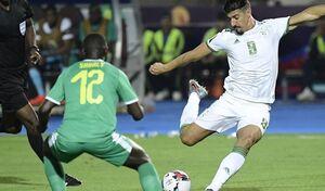 الجزایر قهرمان آفریقا شد