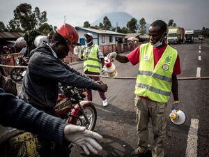 عکس/ خیزش دوباره غول ابولا