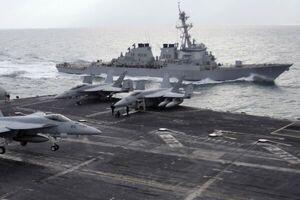 چرا ائتلاف دریایی آمریکا شکست خورد؟