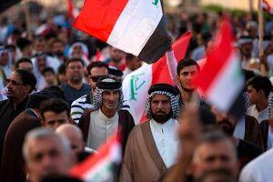 تظاهرات مردم بصره در اعتراض به فساد در عراق
