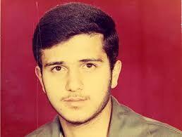 شهید مجید مسگر طهرانی