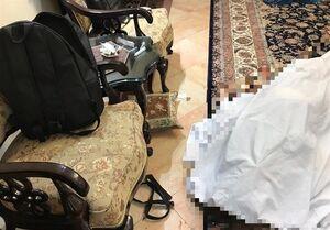 قتل زن جوان مقابل پسر ۱۲ ساله +تصاویر