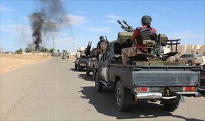 آخرین خبرها از تحولات میدانی شمال غرب لیبی/ تلاش نیروهای مورد حمایت آمریکا برای فرار از محاصره در استان طرابلس + نقشه میدانی و عکس