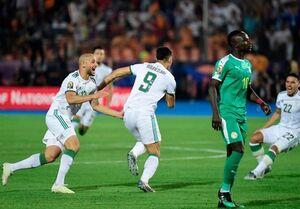فیلم/ فینال جام ملتهای آفریقا؛ سنگال ۰ - ۱ الجزایر