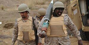 فیلم/ اثبات پوشکی بودن سربازان آل سعود!