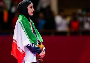 خاکسار طلای ایران را در تاشکند ضرب کرد