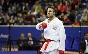 کاپیتان تیم ملی دومین طلایی ایران