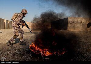عکس/ مسابقات تیراندازی یگان ویژه فاتحین