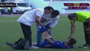 فیلم/ امکانات لالیگایی در فوتبال پایه تهران