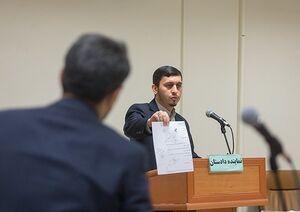 افشاگری نماینده دادستان از بلندپروازی یک متهم