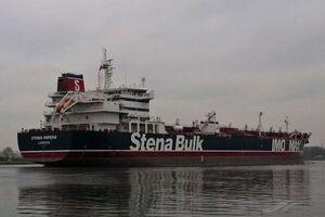 مالک نفتکش متخلف انگلیسی درخواست خود را به ایران تحویل داد