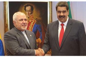 فیلم/ شوخی پهپادی مادورو با ظریف!