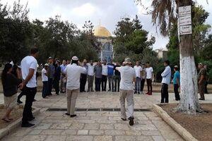 فراخوان صهیونیستها برای تعرض گسترده به مسجد الاقصی