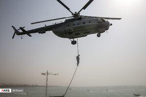 عکس/ کدام یگان سپاه نفتکش انگلیسی را توقیف کرد؟