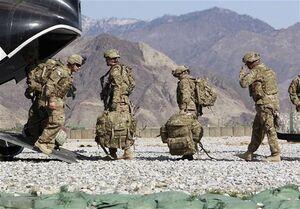 آغاز استقرار نیروهای نظامی آمریکا در عربستان
