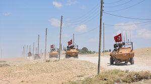 برنامه آنکارا برای حمله دوباره به نوار مرزی شمال سوریه/ جزئیات و محورهای استقرار نیروهای ارتش ترکیه برای حمله به شبه نظامیان کُرد + نقشه میدانی و عکس