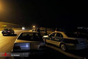 عملیات سخت پلیس برای پاکسازی ۶ پاتوق معتادان