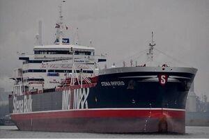 اقدام نفتکش انگلیسی مغایر قواعد بینالملل دریاها