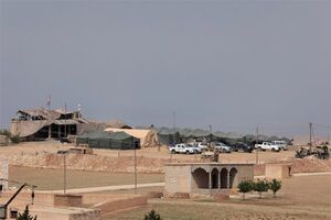 عقب نشینی ناگهانی آمریکاییها از یک پایگاه نظامی در عراق