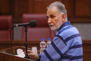 سومین جلسه دادگاه نجفی محمدعلی نجفی به اتهام قتل عمد به قصاص محکوم شد