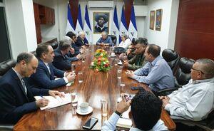 آمادگی ایران برای توسعه روابط با نیکاراگوا