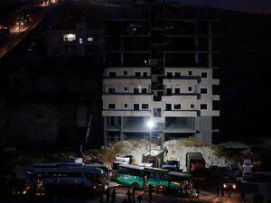 فیلم/ تخریب خانه اسیر فلسطینی توسط صهیونیستها