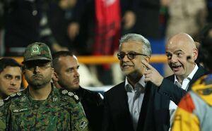 فیفا سؤال کرد، AFC تهدید!