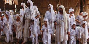 اقلیت هنرمند و سپیدپوش جنوب ایران را میشناسید؟ +عکس