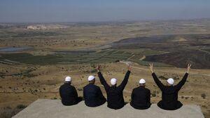 به شما خدمت میکنیم تا فلسطین را ترک کنید/ انتخاباتی با کمتر از یک درصد مشارکت!