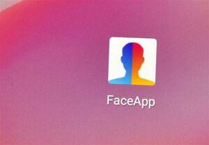 بمبی ساعتی به نام اپلیکیشن FaceApp