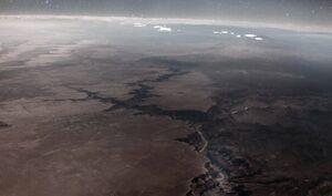 عکس/ تماشای درهای عمیق از فضا