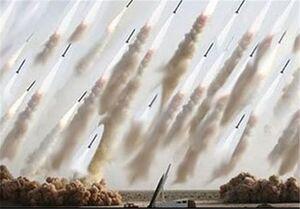 موشکهای نقطه زن یمن
