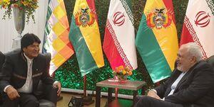 ظریف با مورالس دیدار کرد